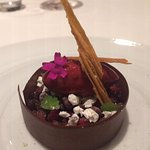 dessert : p