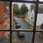 View from Room 1 Harbour Hotel Chichester