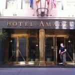 Foto de Hotel Amadeus