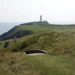 4th hole at Old Head
