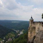 Zdjęcie Koenigstein Fortress