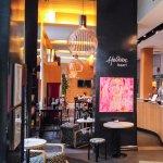 Lobby bar of Hotel Helka