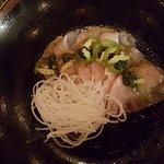Hamachi Mariachi - Hamachi with Pickled Jalepeno