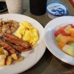 Great buffet breakfast!