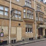 Classic Oxford architecture