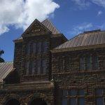 Original Museum building