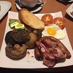 Grand Cru breakfast
