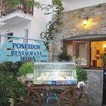 Poseidon Hotel Kokkari Samos Greece Foto