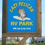 Foto de Lazy Pelican RV Park