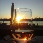 Abendstimmung beim Sundowner