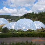 Eden Project,a Great day out, not far in the car.