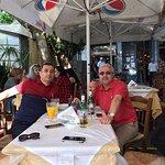 Foto di Bairaktaris Tavern Sigalas