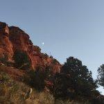 Doe Mountain Trail resmi