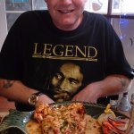 Me and my lobster Thermidor wonderful