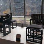 Glasgow School of Art - Mackintosh Furniture Exhibit