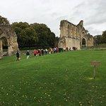 Photo of Glastonbury Abbey