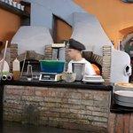 Inside Pizzeria Bracera