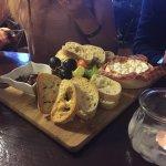 Sharing platter