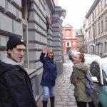 Lovely streets of Krakow