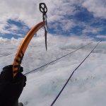 Ice climbing!
