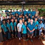 The Awesome Staff of Nanuya Island Resort