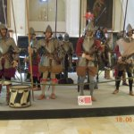Display of knights