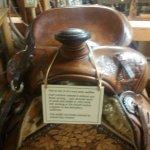 Stohlman saddle