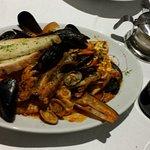 Seafood Stew at Il Porticciolo.