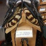Gene Autrey's saddle
