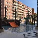 Hotel Oasis Park Splash Foto