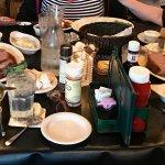 A feast! YUM! =)