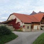 Photo de La ferme du bourgoz