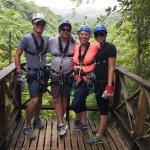 Treetop Adventure Park Aufnahme