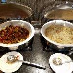 Ratatouille, Rice pilaf