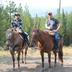 Diamond P Ranch, Gallatin National Forest
