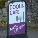 When You See This Sign, the Cafe is Open!!