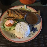 Local cuisine was the best we had in all of Belize. This is a must when visiting Hopkins!!! Than