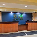 Foto de Fairfield Inn & Suites Huntingdon Route 22/Raystown Lake