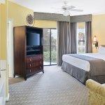 Two-bedroom Villa Master bedroom