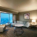 Deluxe Suite_Living room