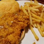 Pork Tenderloin & Fries