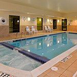 Photo de Holiday Inn Express Hotel & Suites White Haven - Lake Harmony