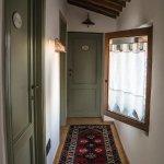 Hallway to guestrooms