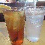 Ice Tea, Lemonade, Emil Villa's Hickory Pit, Hayward, Ca