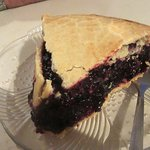 Boysenberry Pie, Emil Villa's Hickory Pit, Hayward, CA