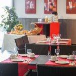 Restaurant du Sunêlia l'Escale St-Gilles