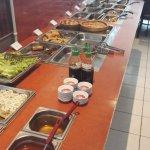buffet propre