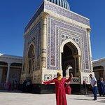 Mausoleum Imam Al Bukhari, Samarkand
