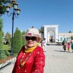 AL Bukhari Mausoleum Memorial Kompleks, Samarkand