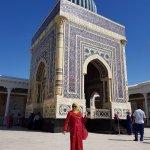 Serba dari batu permata, Mausoleum. Imam AL Bukhari